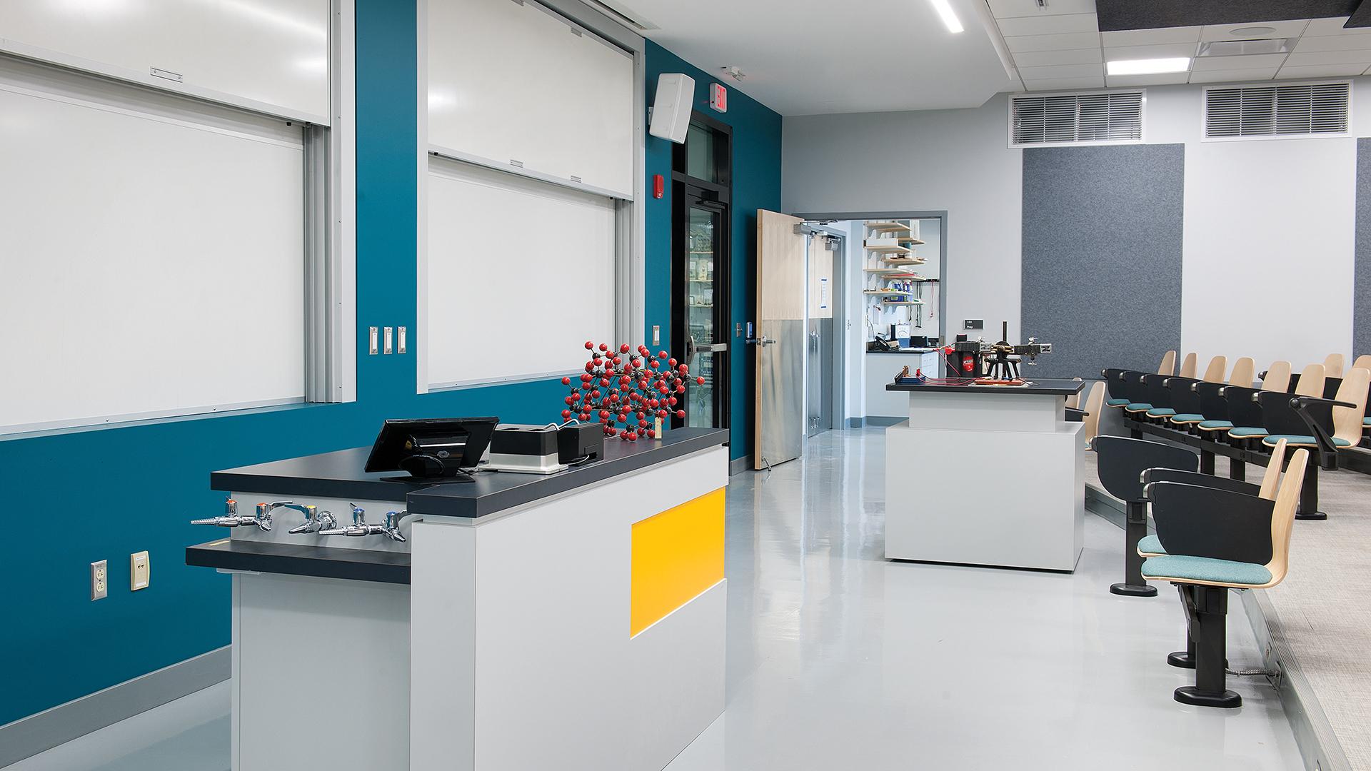Thaw Hall Physics Labs Lga Partners