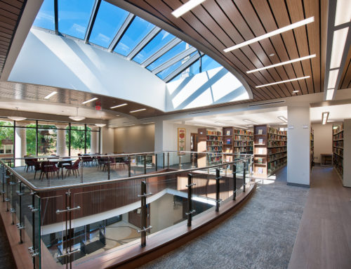 GRAND (RE)OPENING OF THE BARBOUR LIBRARY