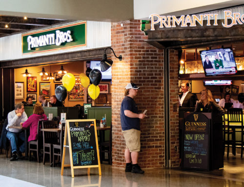 PRIMANTIS COMES TO PITTSBURGH INTERNATIONAL AIRPORT