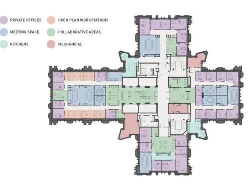 CATHEDRAL OF LEARNING 7TH FLOOR RENOVATIONS & AGILE DESIGN