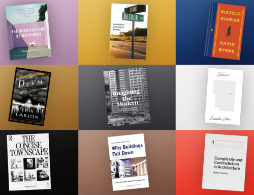 BOOK RECOMMENDATIONS FROM ARCHITECTS